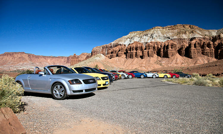 TT West 2010 at Capitol Reef National Park
