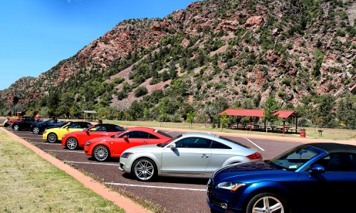 TT West 2015 at Tonto Natural Bridge State Park