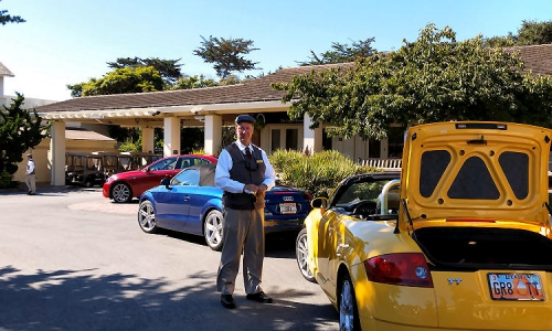 TT West 2014 at Pebble Beach Lodge