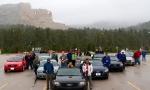TT West 2016 at the Crazy Horse Memorial