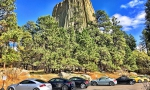 TT West 2016 at Devils Tower National Monument